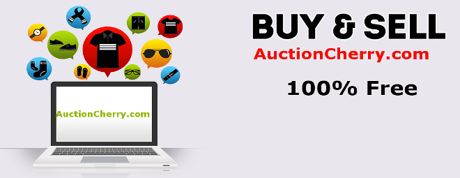 Buy and Sell Items Auction Cherry